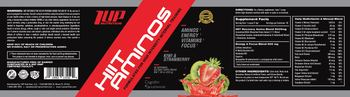 1 Up Nutrition Hiit Aminos Kiwi & Strawberry - supplement