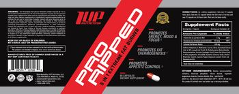 1 Up Nutrition Pro Ripped - supplement