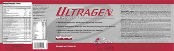 First Endurance Ultragen Tropical Punch - recovery supplement