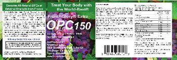 AmeriNutra French Glory Extra OPC 150 - supplement