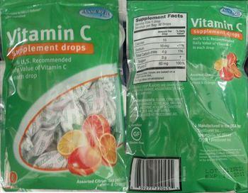 BestSweet Vitamin C Assorted Citrus - supplement drops