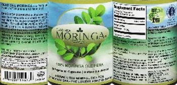 Dead Sea Moringa 100% Moringa Oleifera - supplement