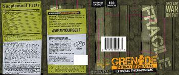 Grenade Thermo Detonator -