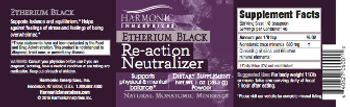 Harmonic Innerprizes Etherium Black Powder - supplement