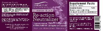 Harmonic Innerprizes Etherium Black - supplement