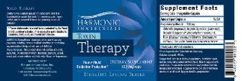 Harmonic Innerprizes Toxin Therapy - supplement