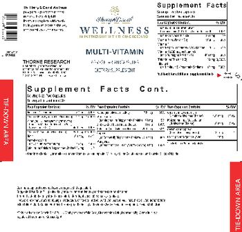 Harry & David Multi-Vitamin - supplement