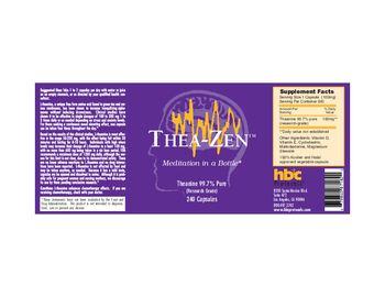 HBC Protocols Thea-Zen -