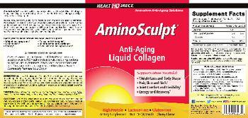 Health Direct AminoSculpt Cherry Flavor - supplement