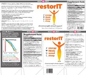 Health Direct restorIT - vegan supplement