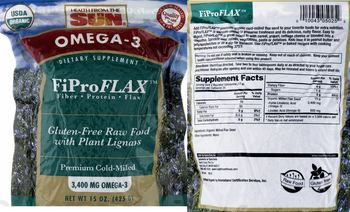 Health From The Sun FiProFlax - supplement