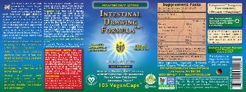 HealthForce Detox Intestinal Drawing Formula - supplement