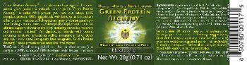 HealthForce SuperFoods Green Protein Alchemy Magic Mint -