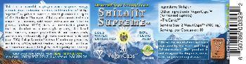 HealthForce SuperFoods Shilajit Supreme -