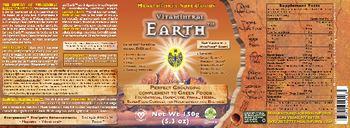 HealthForce SuperFoods Vitamineral Earth -