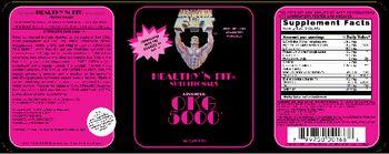 Healthy 'N Fit Advanced OKG 5000 -