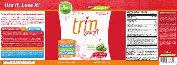 Healthy To Go! Trim Energy Berry Flavor - supplement