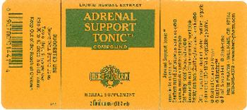 Herb Pharm Adrenal Support Tonic Compound - herbal supplement