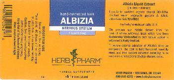Herb Pharm Albizia - herbal supplement