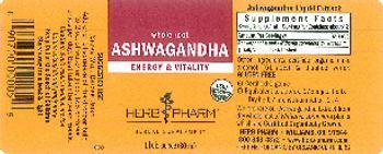 Herb Pharm Ashwagandha - herbal supplement