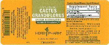 Herb Pharm Cactus Grandiflorus - herbal supplement