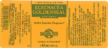 Herb Pharm Echinacea Goldenseal Compound - herbal supplement