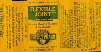 Herb Pharm Flexible Joint Compound - herbal supplement