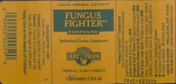 Herb Pharm Fungus Fighter Compound - herbal supplement