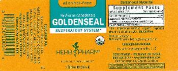 Herb Pharm Goldenseal - herbal supplement