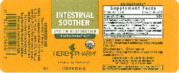 Herb Pharm Intestinal Soother - herbal supplement