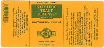 Herb Pharm Intestinal Tract Defense Compound - herbal supplement