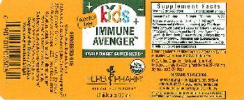Herb Pharm Kids Immune Avenger - herbal supplement