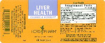 Herb Pharm Liver Health - herbal supplement