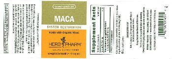 Herb Pharm Maca - herbal supplement