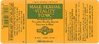 Herb Pharm Male Sexual Vitality Tonic Compound - herbal supplement