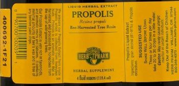 Herb Pharm Propolis - herbal supplement
