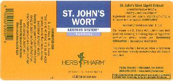 Herb Pharm St. John's Wort - herbal supplement
