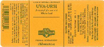 Herb Pharm Uva-Ursi - herbal supplement