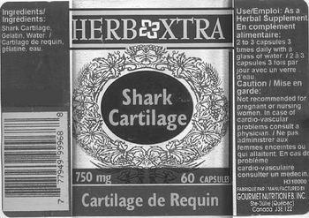 Herb Xtra Shark Cartilage -
