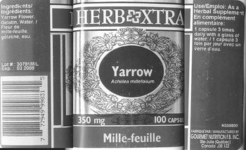 Herb Xtra Yarrow -