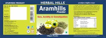 Herbal Hills Aramhills Powder -