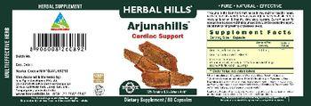 Herbal Hills Arjunahills - supplement