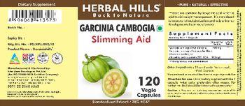 Herbal Hills Garcinia Cambogia - supplement