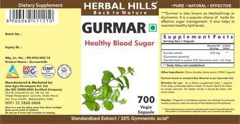 Herbal Hills Gurmar - supplement