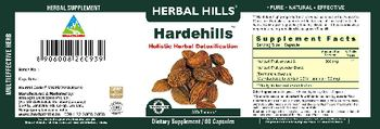 Herbal Hills Hardehills - herbal supplement