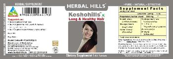 Herbal Hills Keshohills - herbal supplement