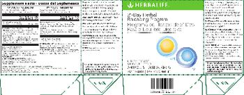 Herbalife 21-Day Herbal Balancing Program PM Tablets - supplement