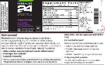 Herbalife 24 Restore - supplement