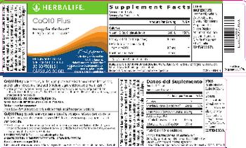 Herbalife CoQ10 Plus - supplement