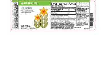 Herbalife Florafiber - supplement